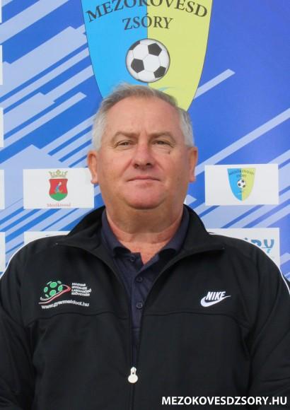 Kubinyi József - edző