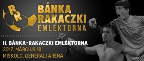 Bánka-Rakaczki emléktorna - Miskolc